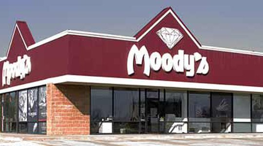 Moody's Jewelry - 71st at Hwy 169