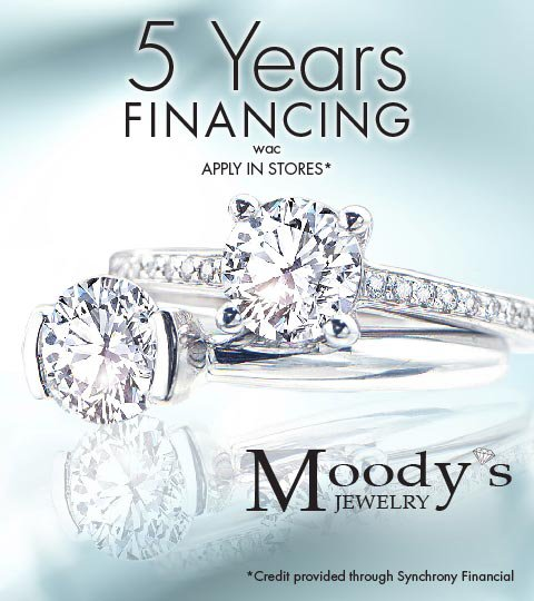 Moody's Jewelry : Celebrating 75 Years As Tulsa's Hometown
