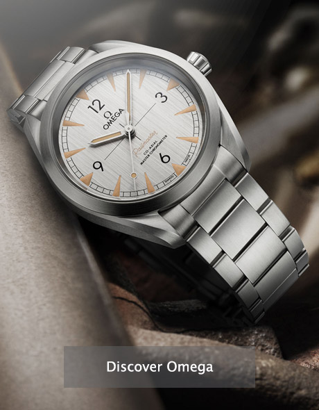 Omega Watch 2018 1